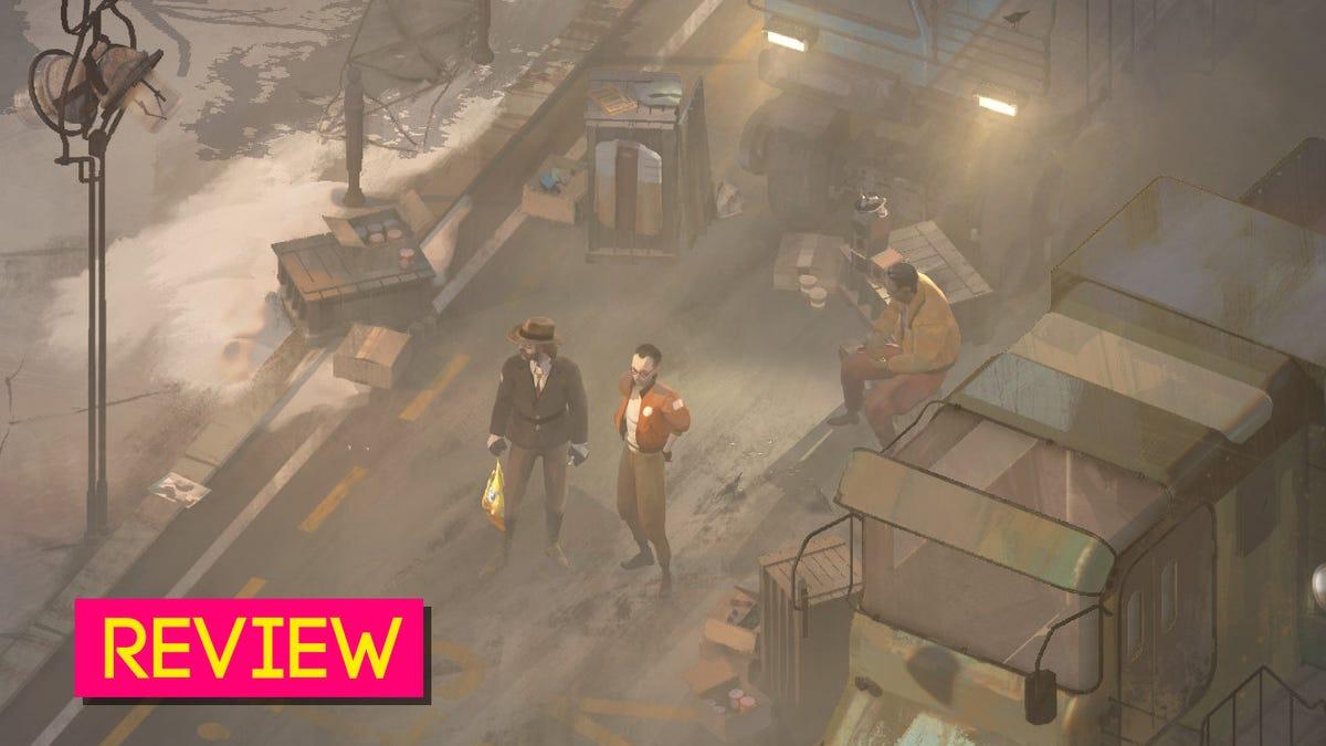 Disco Elysium: The Kotaku Review