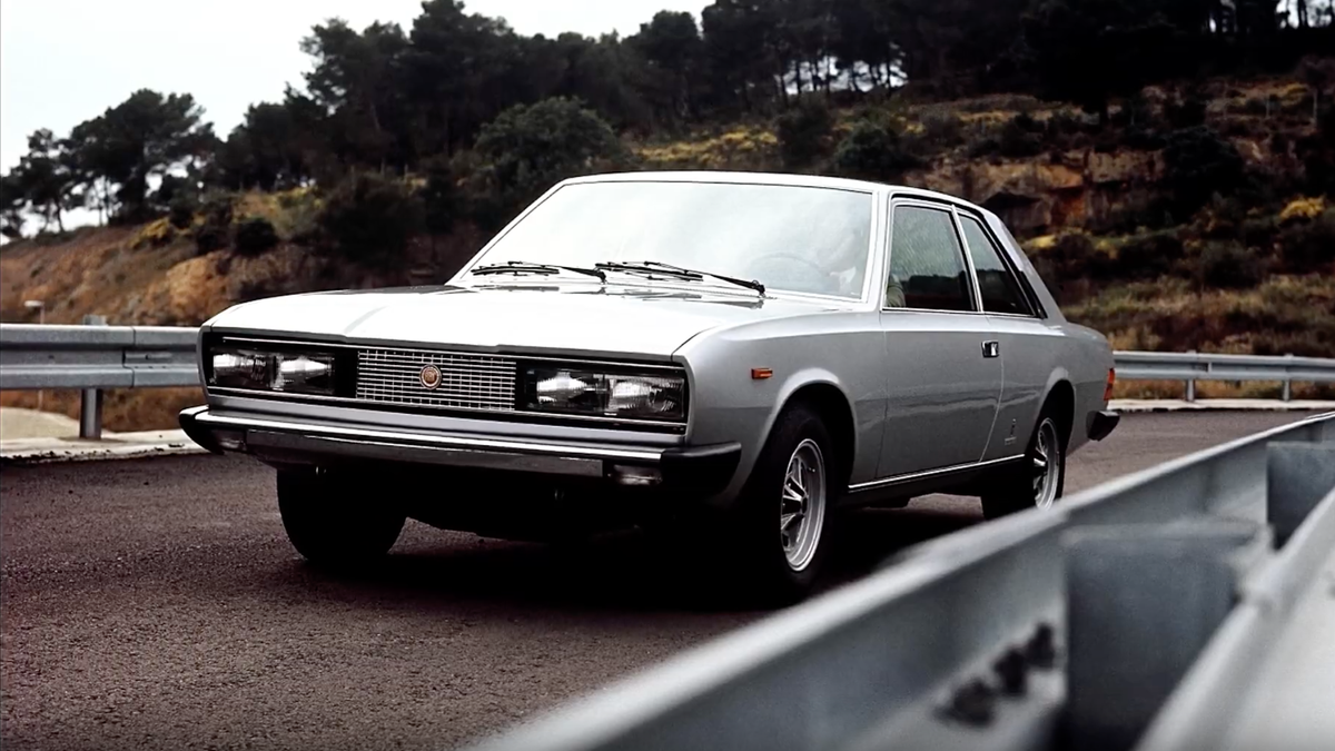 Now That Fiat's Out Of The Small Car Game, It's Time To Look Back At The 130