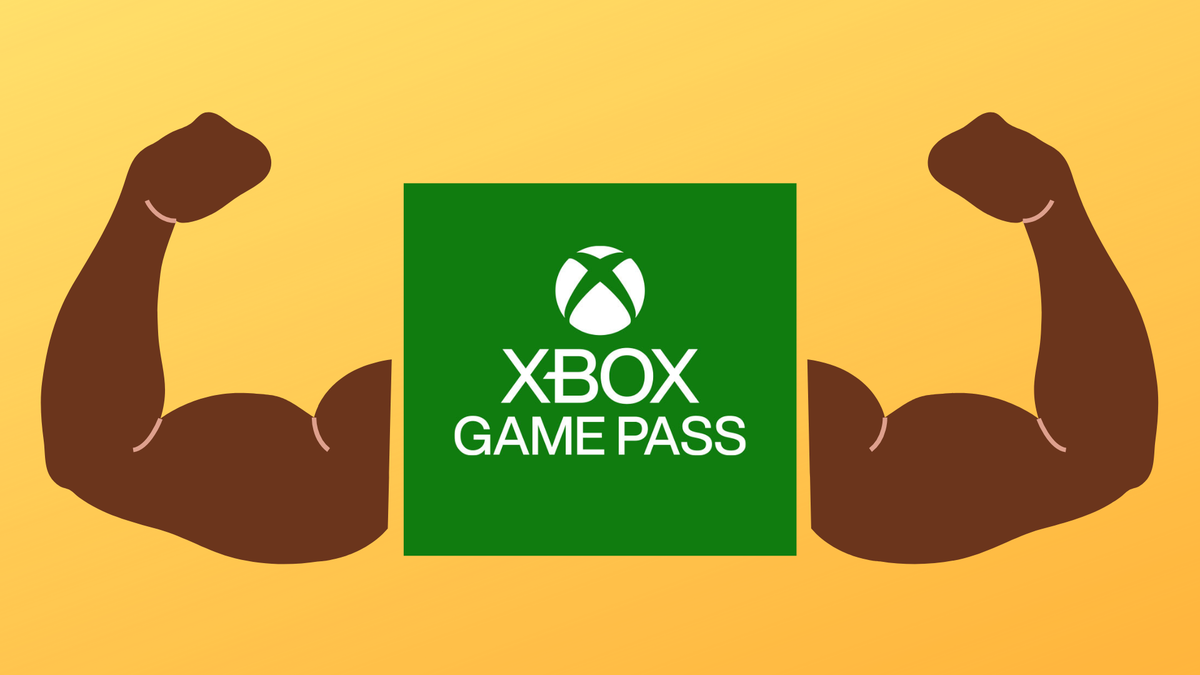 With Xbox Game Pass I Am Too Powerful
