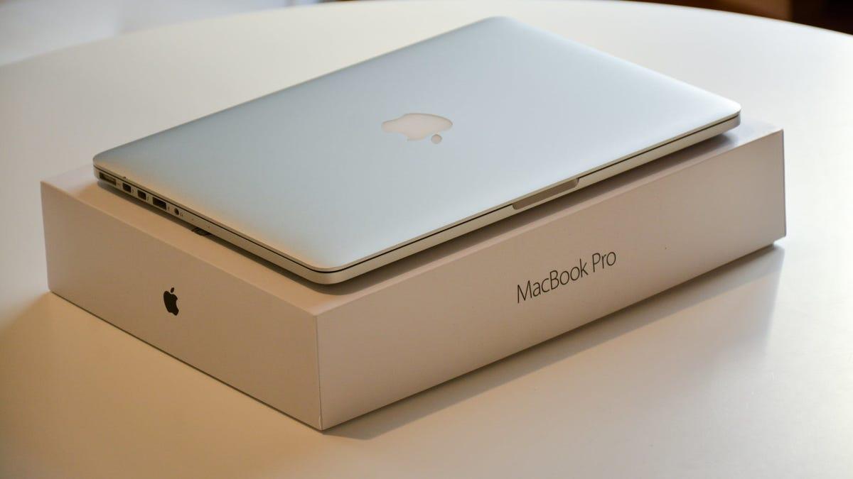 your macbook