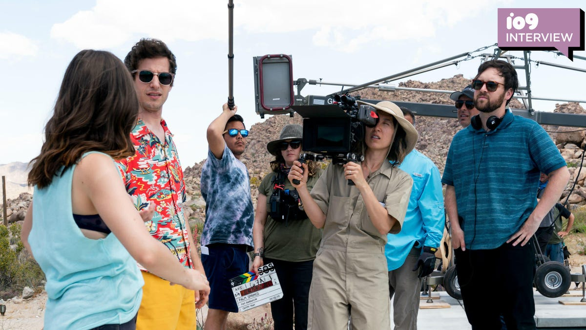 How the Lonely Island Came Aboard Palm Springs and Pushed for It to Be Nerdier