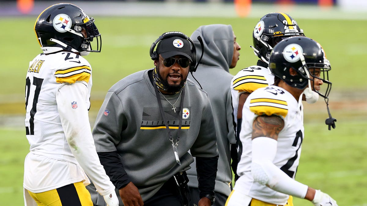 Pittsburgh doesn't appreciate future Hall of Famer Mike Tomlin as much as it should