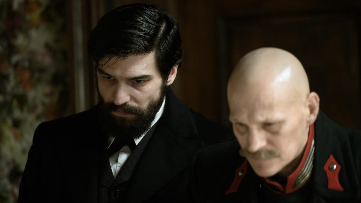 Netflix's young Freud doesn't fuck, or accomplish much of anything