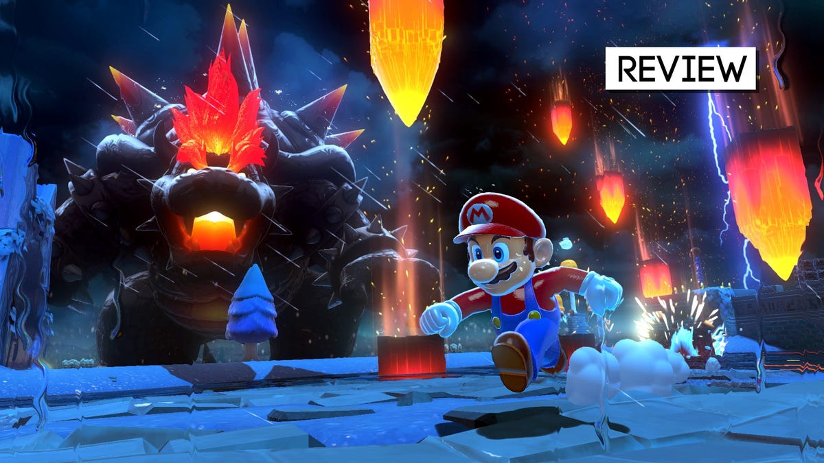 Super Mario 3D World + Bowser's Fury: The Kotaku Review