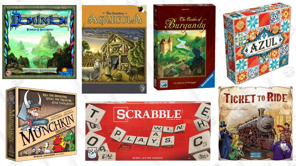 Christmas Board Games 2019.The 21 Best Board Games According To Our Readers