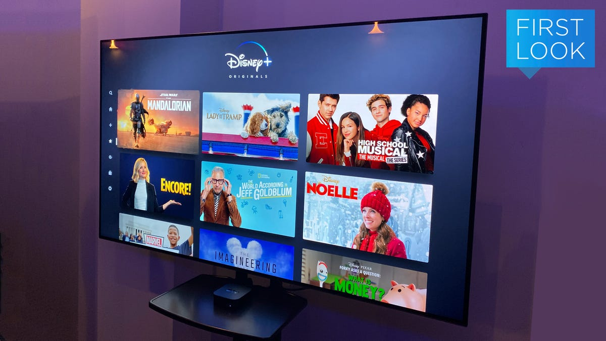 Everything to Know About Disney+