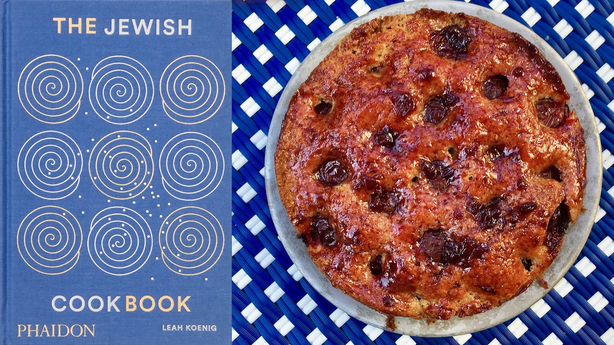 This is The Jewish Cookbook and you won't need any other