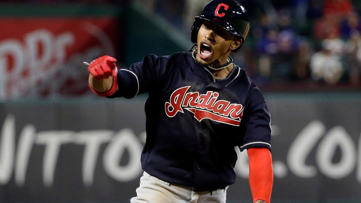 Francisco Lindor Redeems Himself By Obliterating The Rangers With Dingers