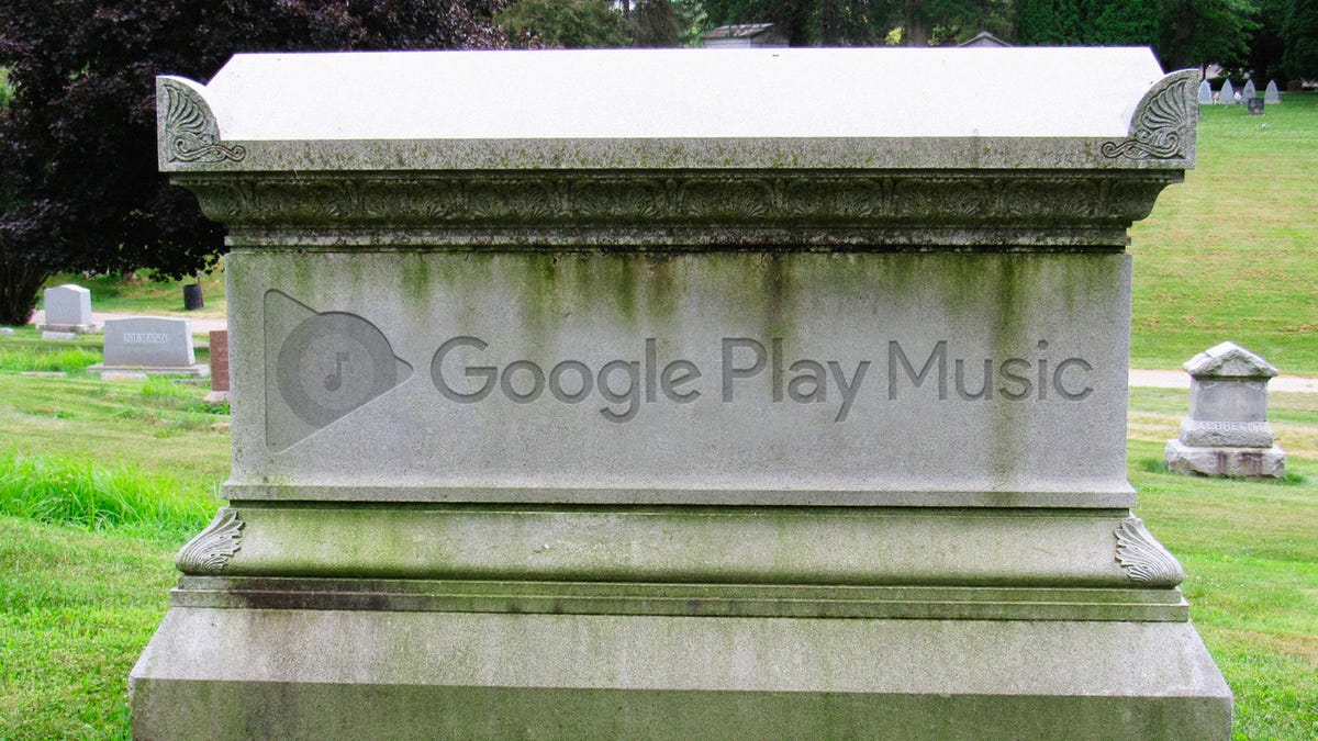Google Play Music Will Officially Be Dead by December, but It Will Stop Working Long Before
