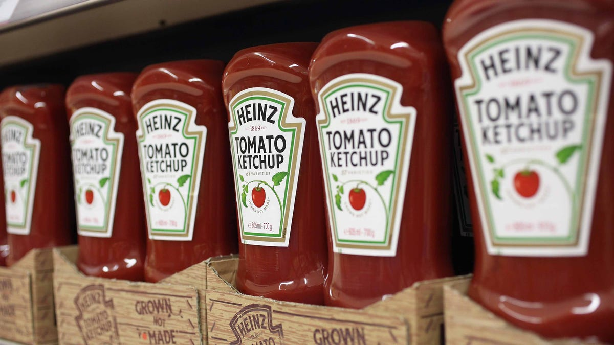Efficiency Win: Heinz Has Eliminated All Their Executive Positions After Realizing All They Need Is A Couple Factory Guys To Make Ketchup