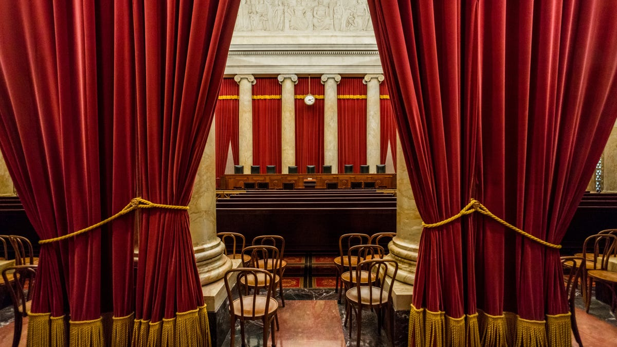 Now You Can Listen to Live Supreme Court Arguments