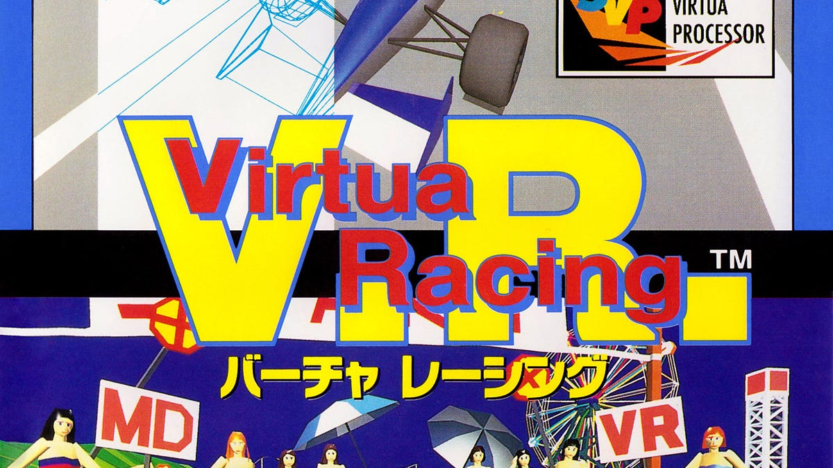 You Can Play A Classic Racing Game Right Now On Whatever You're Using To Read This