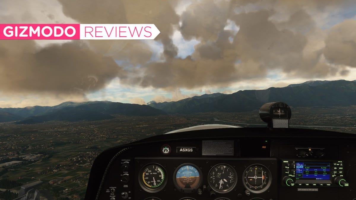 A Pilot's Review of Microsoft Flight Simulator 2020