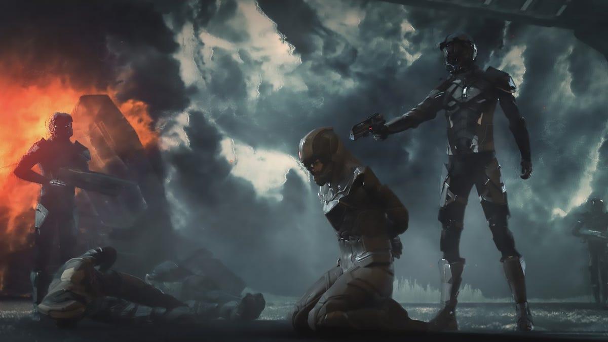 EVE Online Shooter Cancelled, EVE Online Shooter Announced - Kotaku