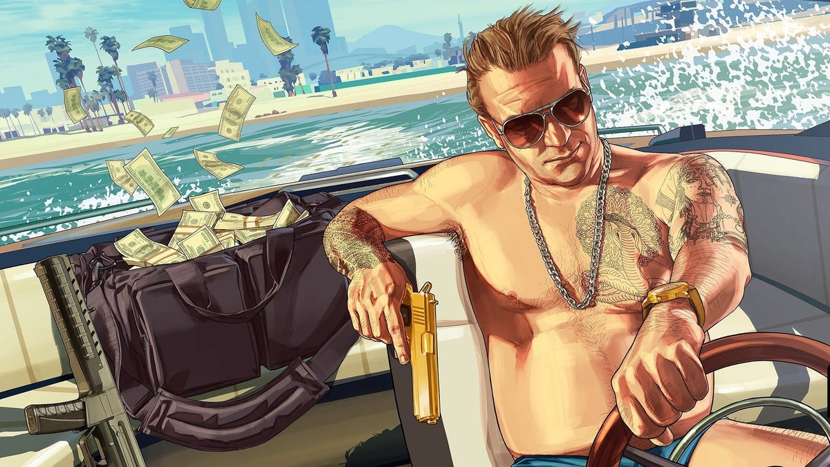 Grand Theft Auto V Has Outlasted An Entire Console Generation