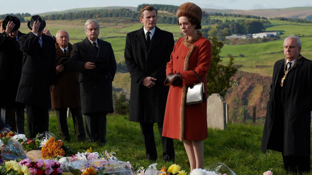 The Crown memorializes a horrific real-life tragedy