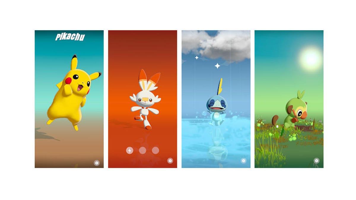 Googles New Phone Has An Excellent Pokémon Gimmick