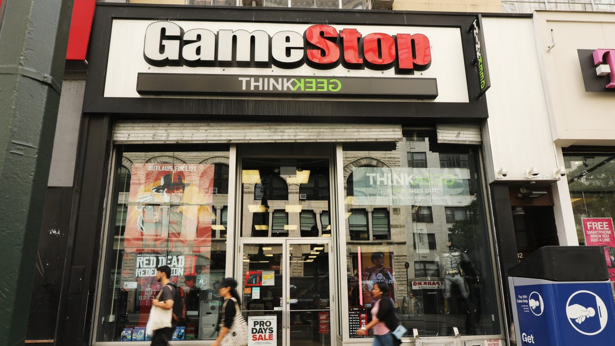 Current Status of WallStreetBets's GameStop Run: 🚀🚀🚀🚀🚀🚀🚀🚀🚀🚀🚀🚀