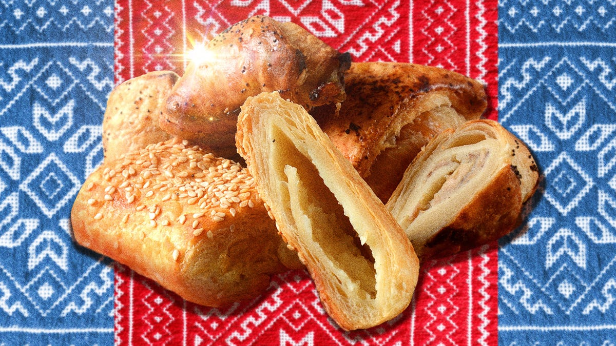 Sweet cheese börek will teach you to wrangle phyllo and keep the faith