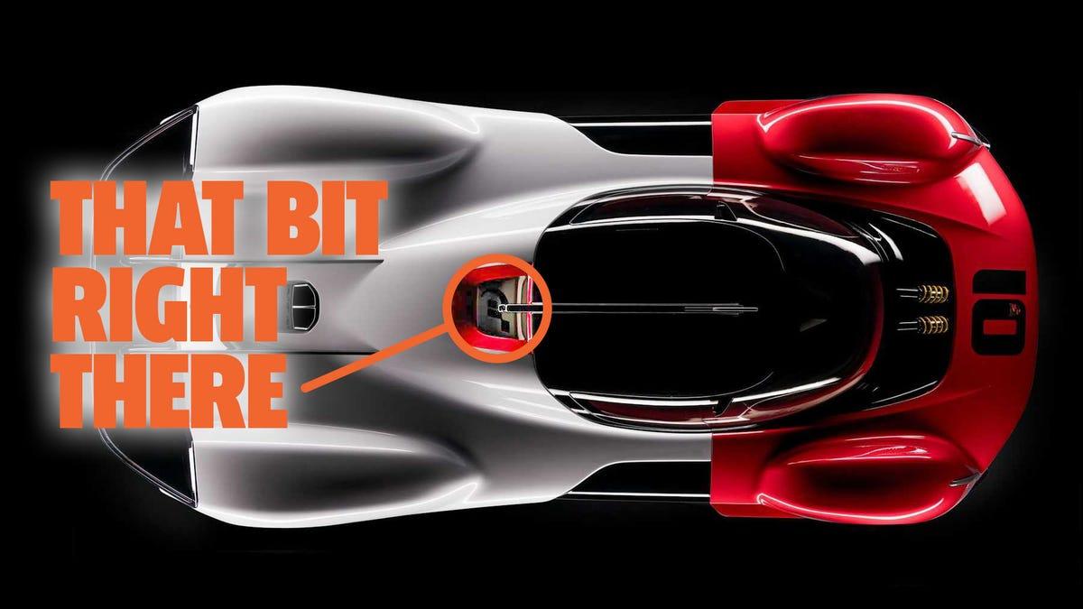 That Porsche Concept With A Gran Turismo Logo Isn't Coming To Gran Turismo