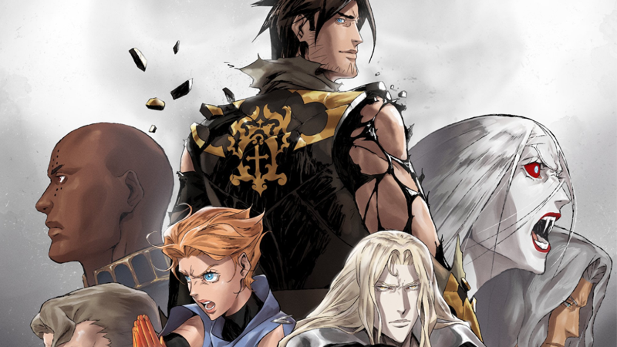 Netflix's Castlevania Will End After 4 Seasons—But Maybe More to Come