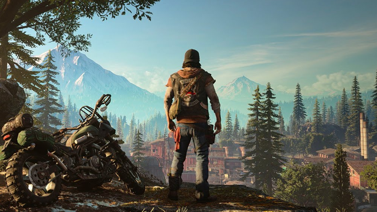 PS4-Exclusive Days Gone Coming To PC This Spring