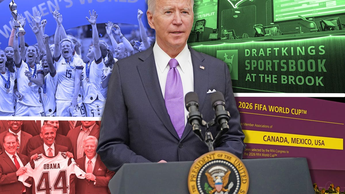What Should Sports Expect From a Joe Biden Administration? - cover