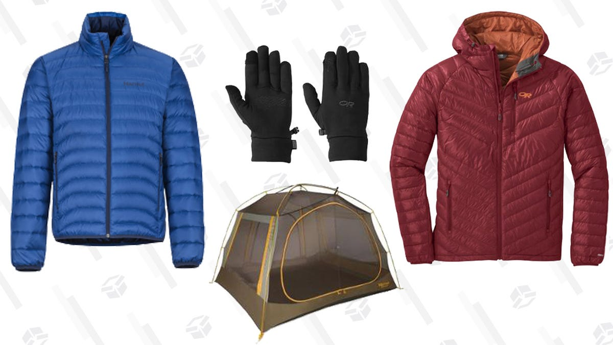 Save an Extra 25% on Four Major Brands From REI Outlet