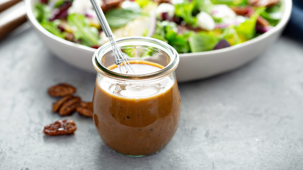 It Sounds Weird, but Add a Little Vanilla to Your Vinaigrette