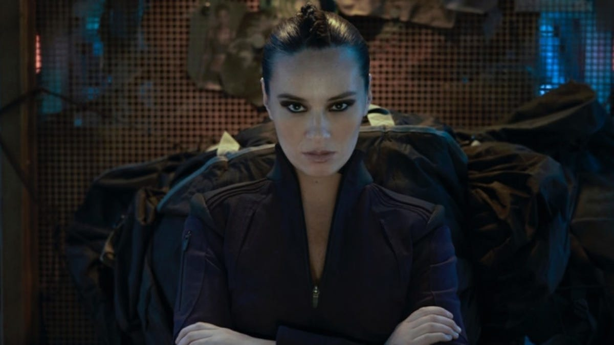 In Praise of The Expanse's Camina Drummer