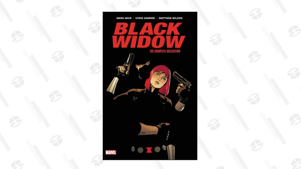 Waid and Samnee's Complete Romanoff Collection Is Just $20 and the Ideal Gift for Any Aspiring Widow