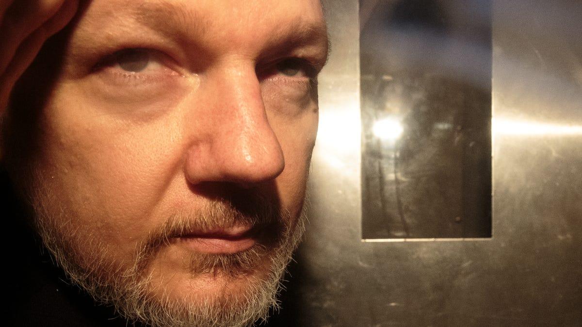 Is Julian Assange Okay or What?