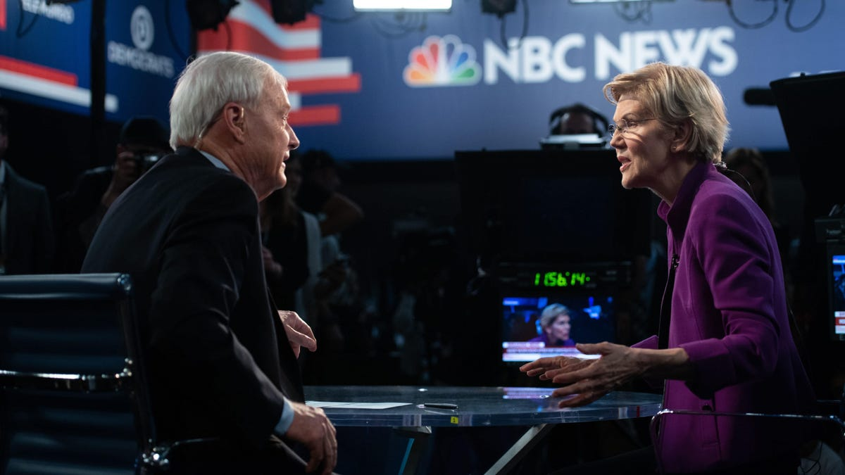 Chris Matthews Is Allegedly a Creep Both On and Off Camera