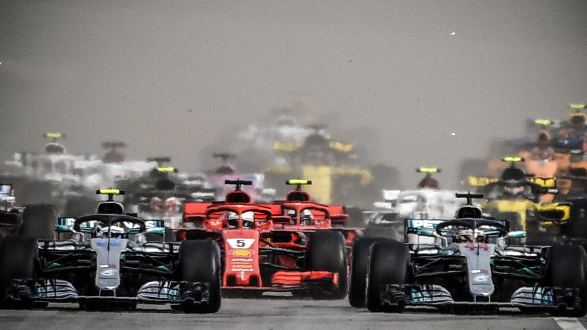 Formula One Reveals Sustainability Plan To Become Carbon Neutral By 2030