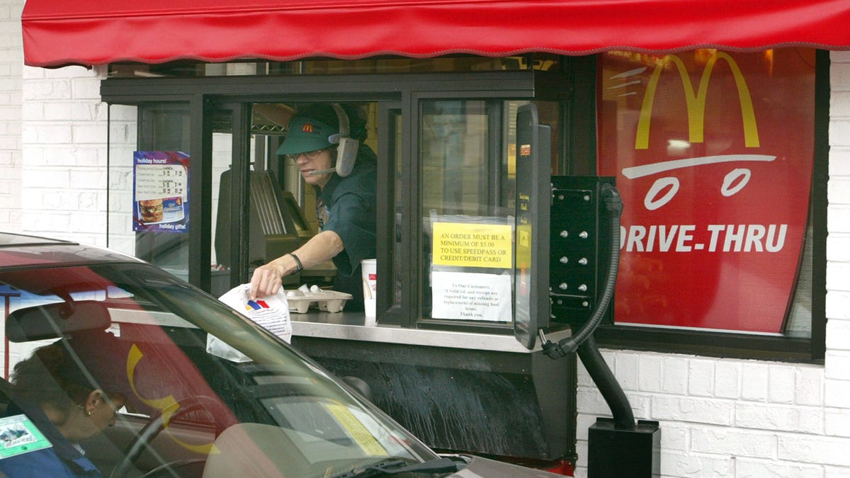 Why McDonald's new tech can mean longer drive-thru times
