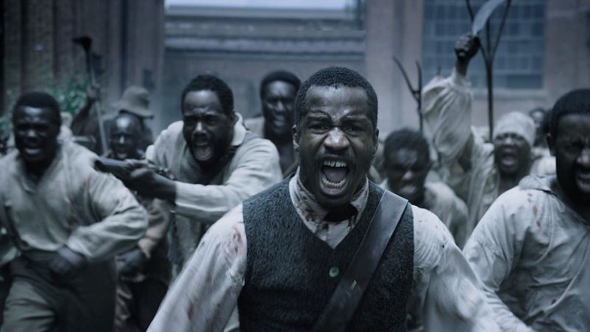 We have a Sundance frontrunner—and it's called The Birth Of A Nation