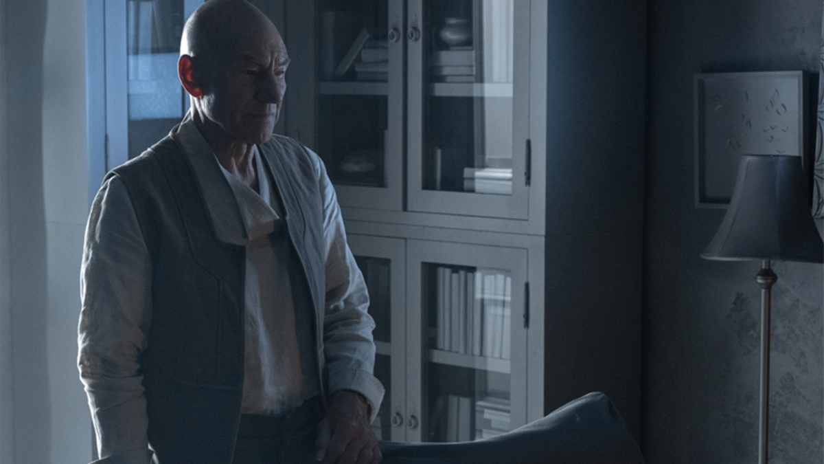 Star Trek: Picard's Finale Gives You Everything You Wanted, and That's Kind of the Problem