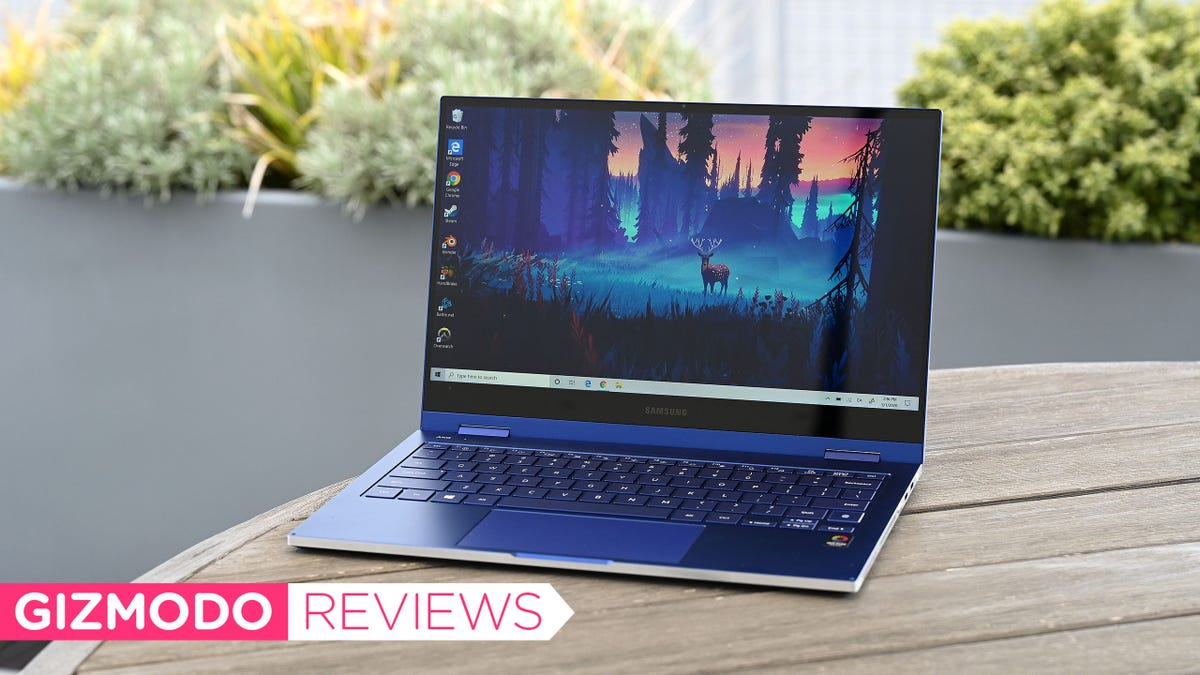 The Galaxy Book Flex Is the Best Laptop Samsung Has Made in Years