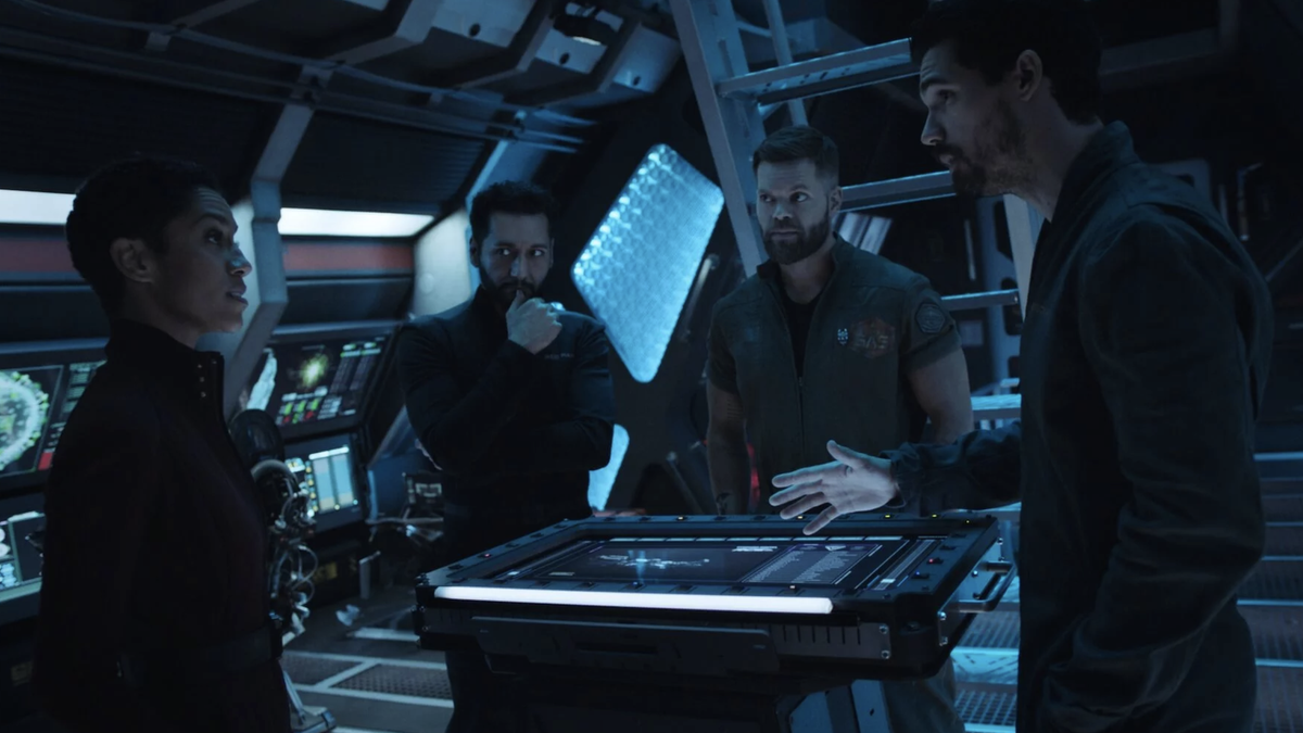 The Expanse's Thrilling Return Finds the Characters and the Show Exploring New Territory