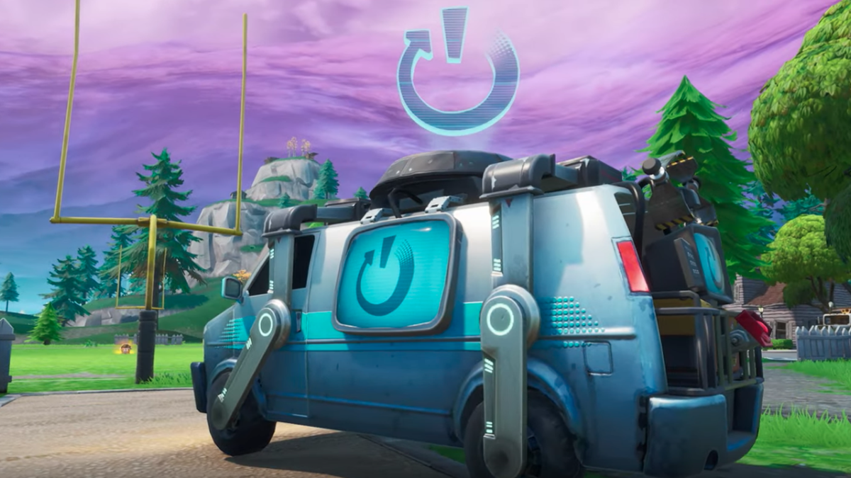 Fortnite To Add 'Reboot Vans,' Which Are Pretty Much Apex Legends' Respawn Beacons, Except Vans