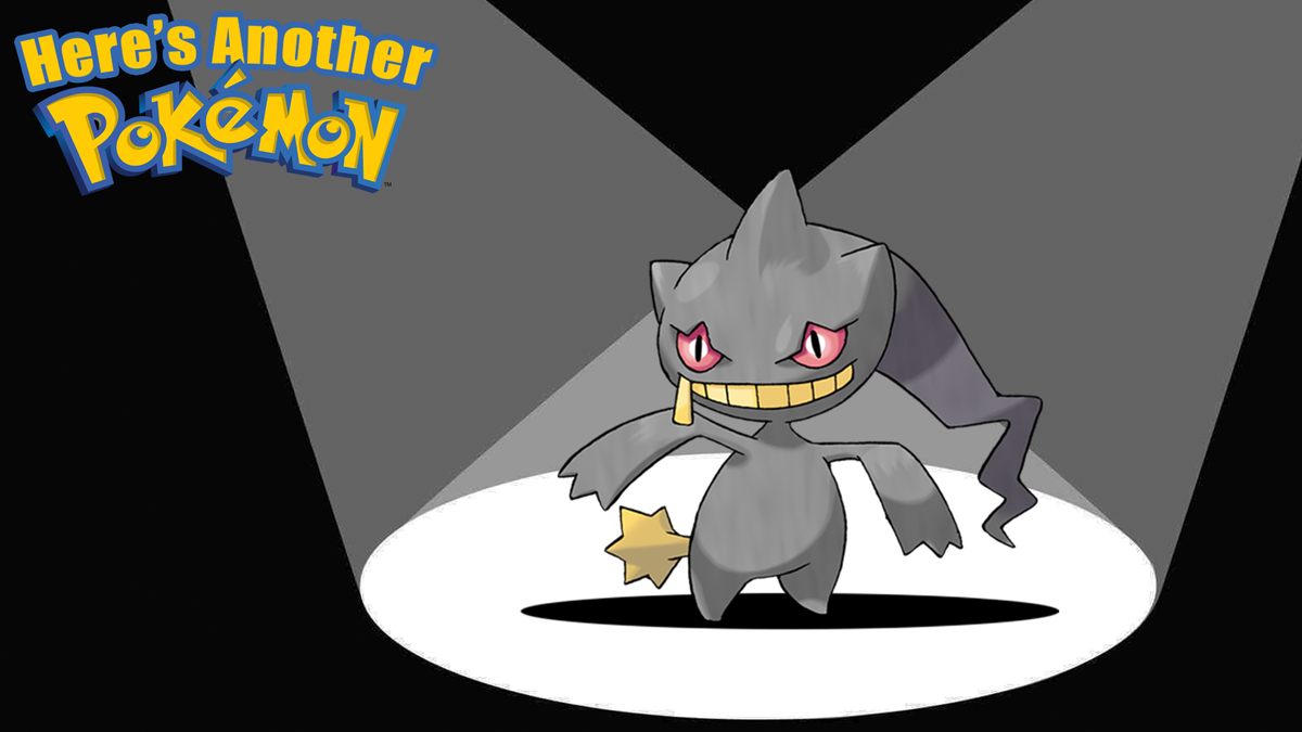 Banette Is An Evil Toy That Lives In Garbage And Hunts Down Children
