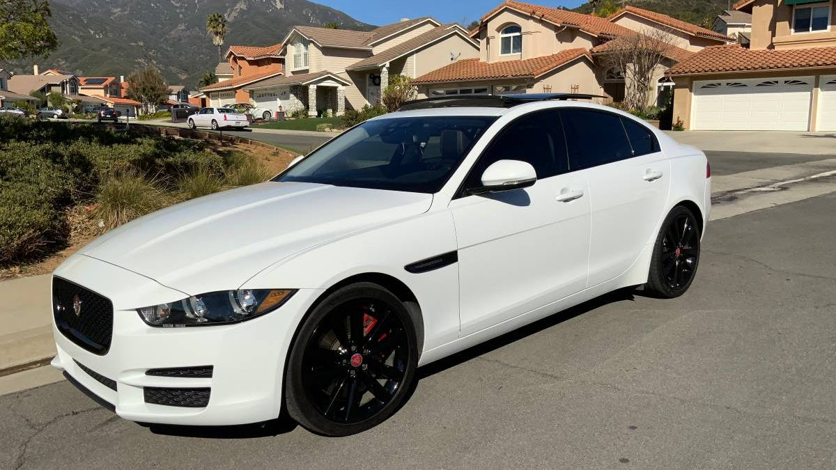 At $17,995, Is This 2017 Jaguar XE 35t A Cat You Might Bag?