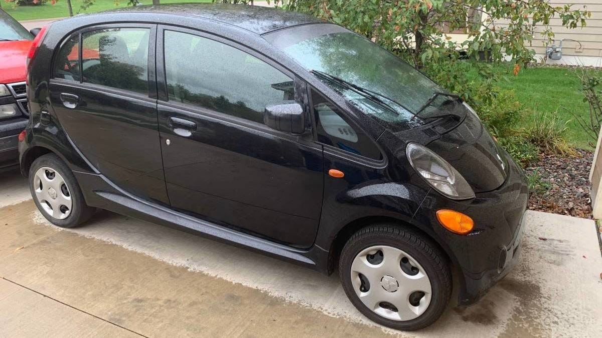 At $4,050, Could This 2012 Mitsubishi i-MiEV Get You To Rock Down To Electric Avenue?