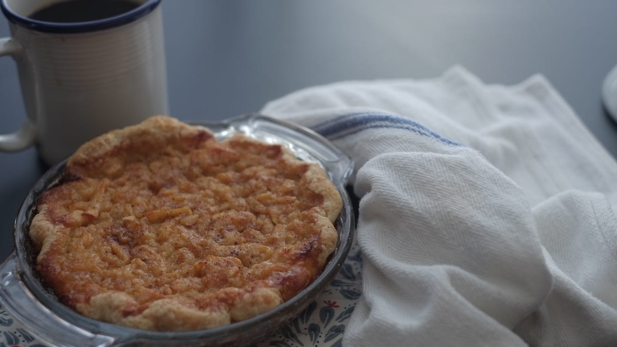Boiled Cider Pie Is the New England Classic to Bring Back this Thanksgiving