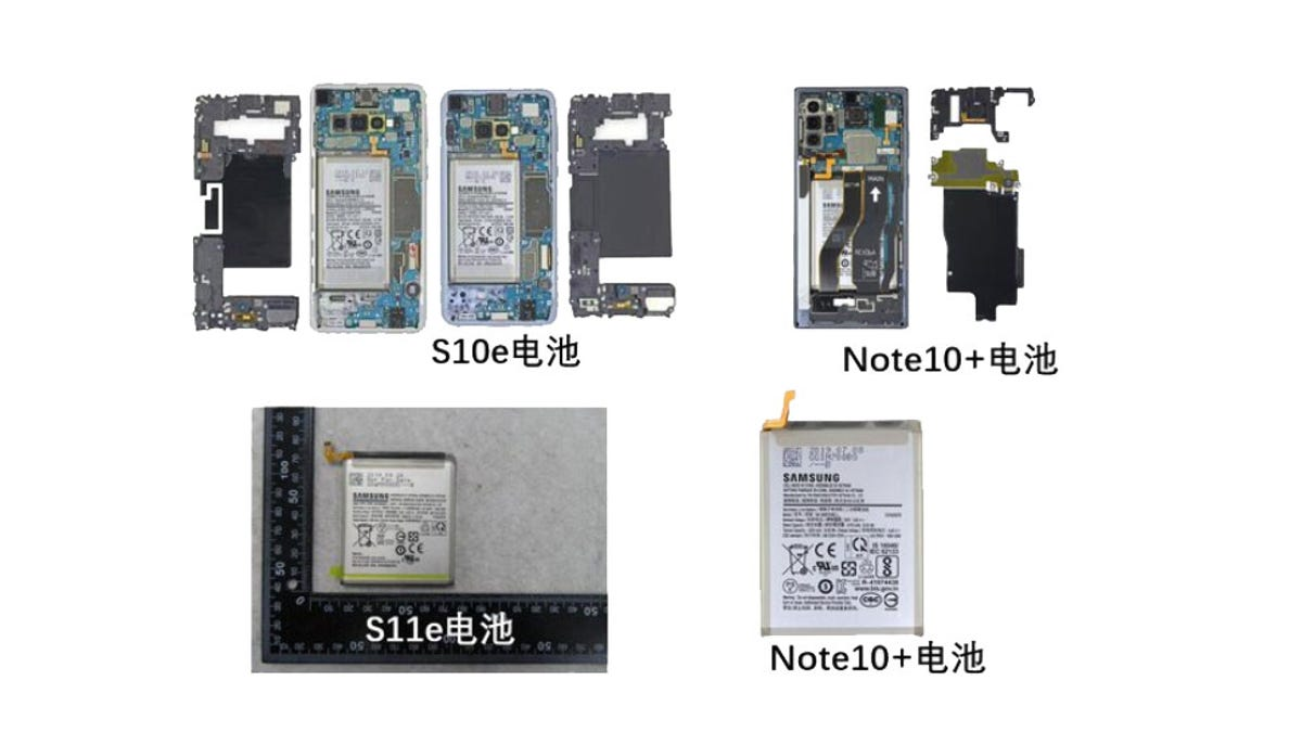 Early Galaxy S11 Leaks Suggest Samsung Is Going Huge on Battery