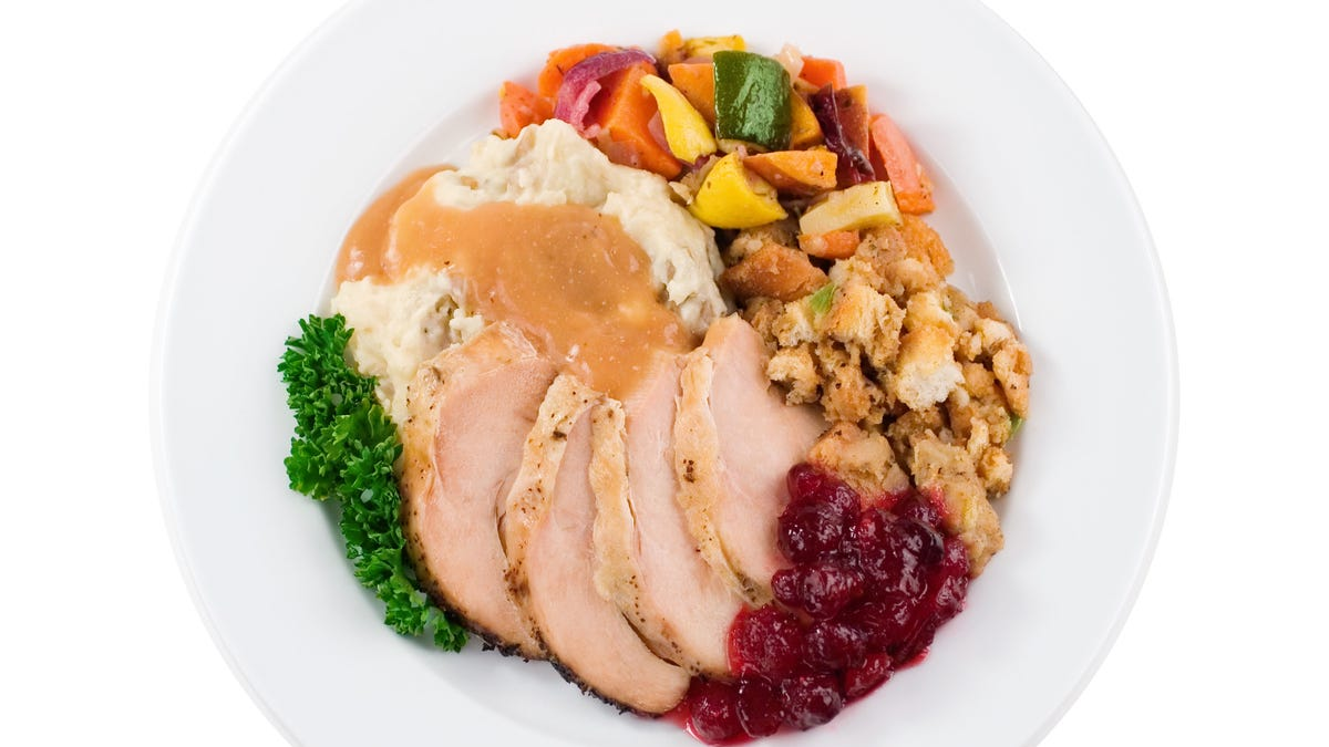 This year, consider paying for your Thanksgiving meal in blood