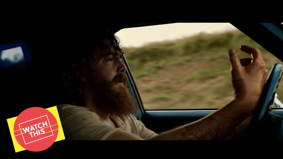 It's suspense as well as dark humor that Blue Ruin borrows from the Coens
