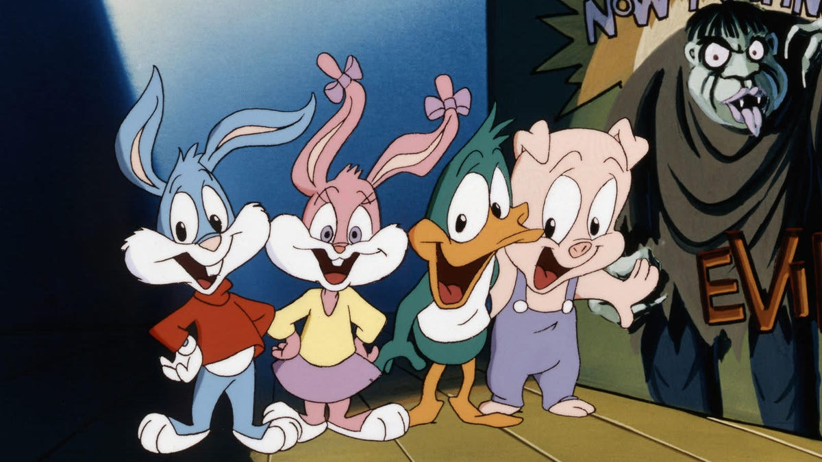 Tiny Toons Is Returning for More Adventures on HBO Max