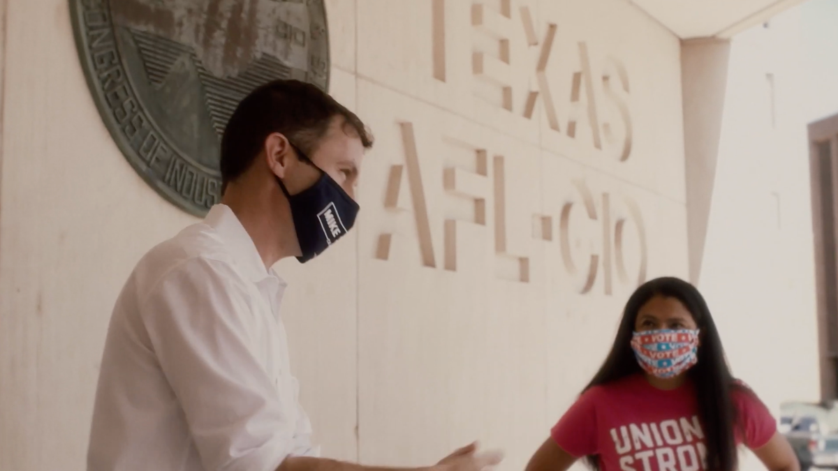 A Texas House Race Could Bring Unions to the Table to Build a Green New Deal