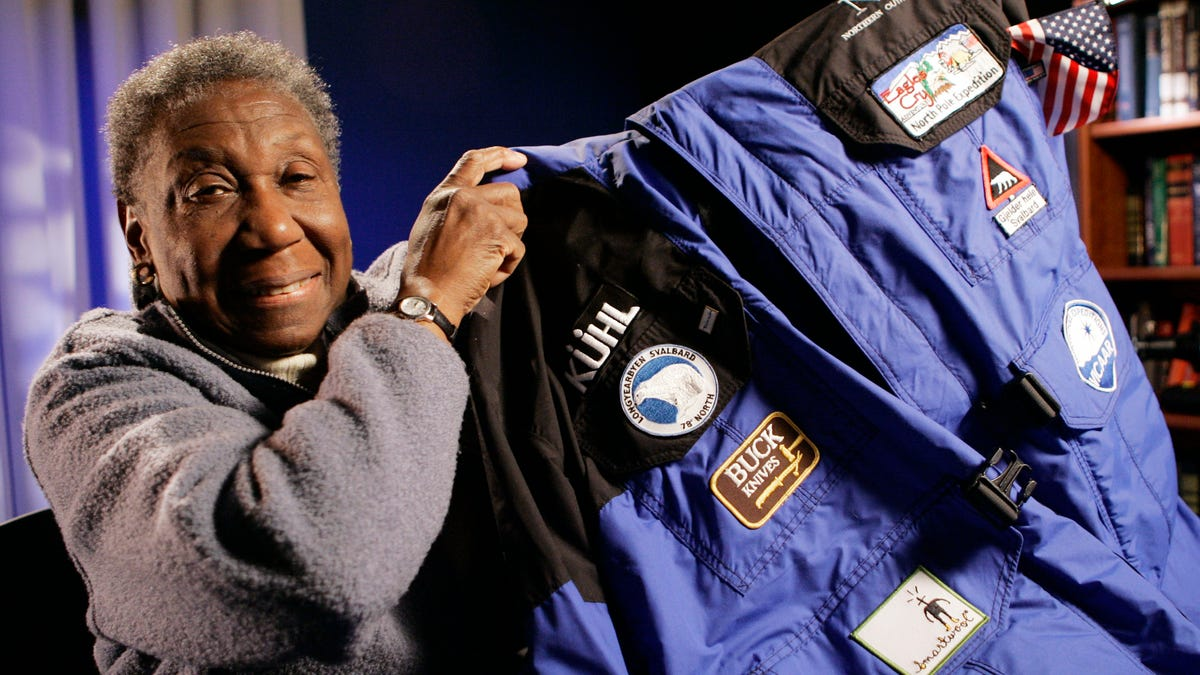 Barbara Hillary, the First Black Woman to Reach the North and South Poles, Dies at 88